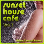 CD - Sunset House Cafe Vol. 1