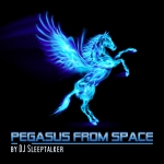 Pegasus from space